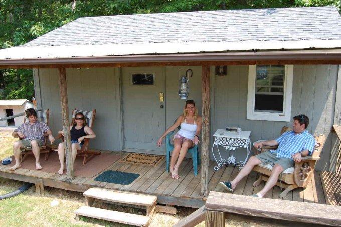 Cripple Creek Fish Camp - John H. Kerr / Buggs Island Lake